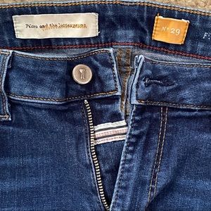 Anthropology no.29 jeans